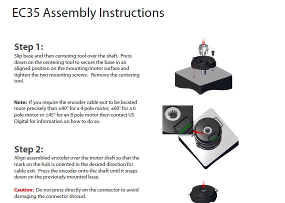 EC35 Assembly Instructions