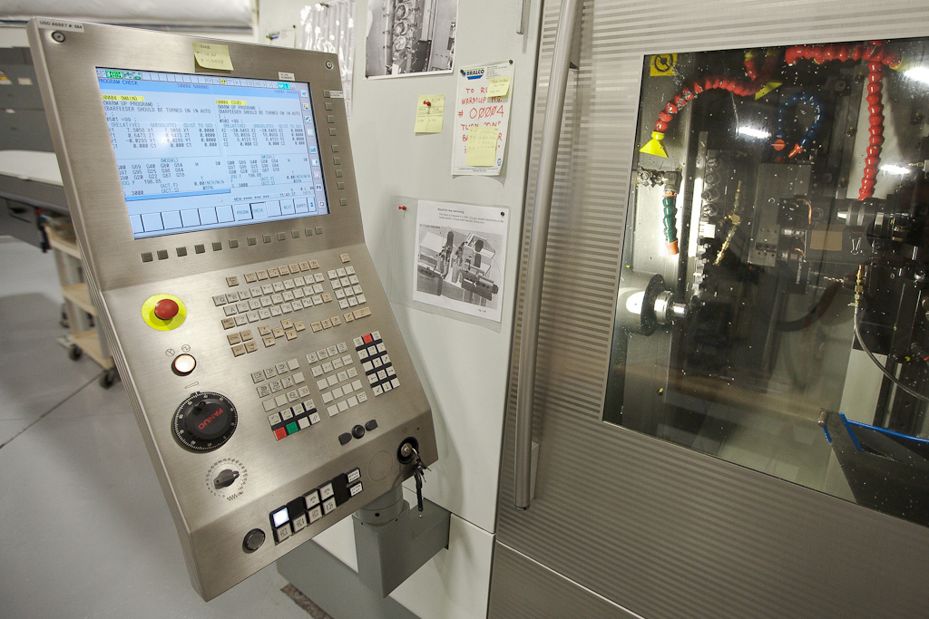 US Digital® | Company » Manufacturing: Metals