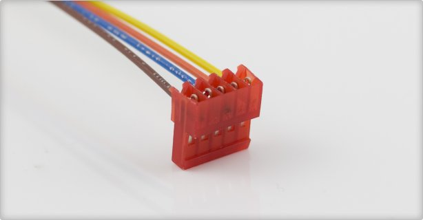 US Digital® | Products » CA-C5-W4-NC 5-Pin Standard Connector ...