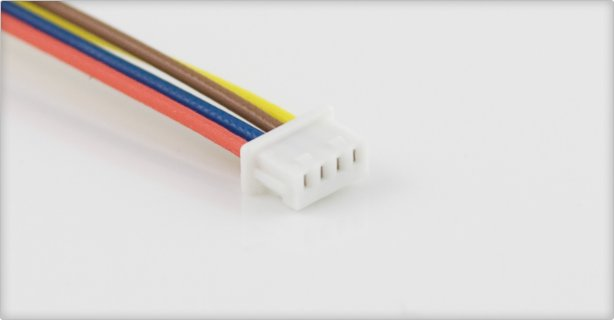 US Digital® | Products » CA-MIC4-W4-NC 4-Pin Micro Connector ...