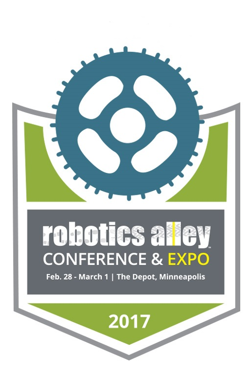 Robotics Alley 2017 logo