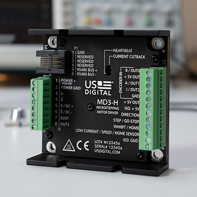 MD3 Microstepping Motor Driver