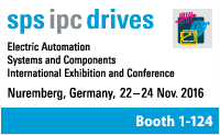 SPS IPC Drives 2016 logo